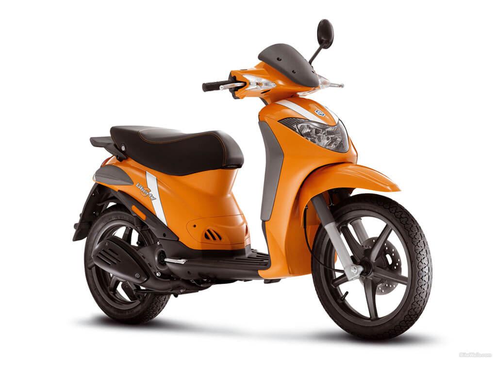Vespa Cc Scooter